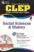 Clep Social Sciences and History: The Best Test Prep for the Clep