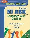 NJ ASK Grade 3 Language Arts Literacy (REA) (Test Preps)