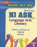 NJ ASK Grade 4 Language Arts Literacy (Test Preps)