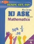 NJ ASK Grade 4 Mathematics (REA) (Test Preps)