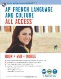 AP French Language & Culture All Access w/Audio: Book + Online + Mobile (Advanced Placement ...