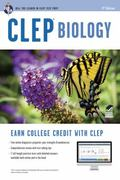 CLEP Biology w/ Online Practice Exams (CLEP Test Preparation)