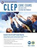 CLEP Core Exams Book + Online (CLEP Test Preparation)