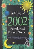 Llewellyn's 2002 Astrological Pocket Planner
