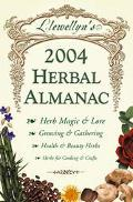 Llewellyn's 2004 Herbal Almanac