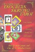 Golden Dawn Enochian Skrying Tarot Your Complete System for Divination, Skrying, and Ritual ...