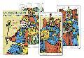 Universal Tarot Of Marseille / Tarot Universal Marseille 22 Major Arcana, 56 Minor Arcana / ...