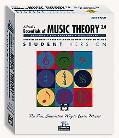 Essentials of Music Theory 2.0 Student Version Complete