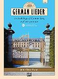 Gateway to German Lieder An Anthology of German Song and Interpretation  High