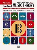 Essentials of Music Theory, Alto Clef Edition, Vol. 1