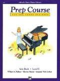 Alfred's Basic Piano Prep Course Solo Book, Bk E (Alfred's Basic Piano Library)