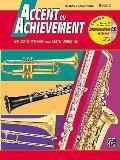 Accent on Achievement, B-Flat Tenor Saxophone, Vol. 2 - John O'Reilly - Paperback