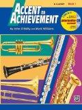 Accent on Achievement: Combined Percussion Book 1