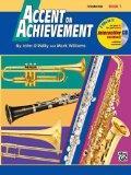 Accent on Achievement, Book 1: Trombone
