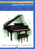 Alfred's Basic Piano Library: Piano Lesson Book Level 5 (Alfred's Basic Piano Library, Level 5)