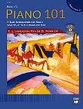 Piano 101, the Short Course - E. L. Lancaster - Paperback