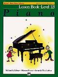 Alfred's Basic Piano Lesson Book, Level 1b: Universal Edition
