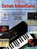 Alfred's Basic Electronic Keyboard Course for Instruments with Automatic Rhythms and Single-...