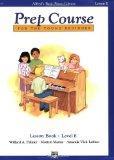 Alfred's Basic Piano Prep Course Lesson Book, Bk E (Alfred's Basic Piano Library)