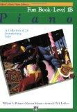 Alfred's Basic Piano Course: Fun Book , Level 1B(Alfred's Basic Piano Library)