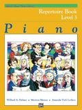 Alfred's Basic Piano Course Repertoire, Bk 3 (Alfred's Basic Piano Library: Level 3)