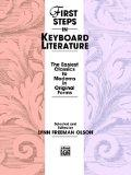 First Steps in Keyboard Literature