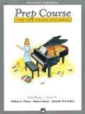 Alfred's Basic Piano Prep Course Solo Book, Bk F (Alfred's Basic Piano Library)