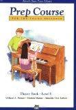 Alfred's Basic Piano Prep Course: Theory Book E (Alfred's Basic Piano Library)