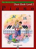 Alfred's Basic Piano Course Duet Book