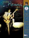 Jazz Guitar Harmony  (Book & CD)
