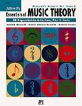Alfred's Essentials of Music Theory: Teacher's Activity Kit