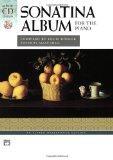 Sonatina Album for the Piano (Book & CD) (Alfred CD Edition)