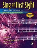 Sing at First Sight Reproducible Companion