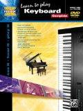 Learn To Play Keyboard  (Book & DVD) (Alfred's Max Series)