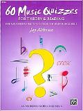 60 Music Quizzes for Theory and Reading (One-page Reproducible Tests to Evaluate Student Mus...