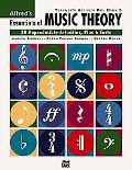 Alfred's Essentials of Music Theory Teacher's Activity Kit, Book 3