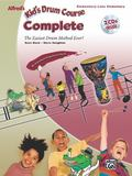 Alfred's Kid's Drum Course Complete (Book & 2 CD's)