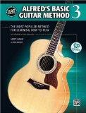 Alfred's Basic Guitar Method - Book 3 (Book & CD)