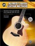 Alfred's Basic Guitar Method - Complete (Book & CD's) (Alfred's Basic Guitar Library)