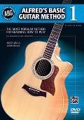 Alfred's Basic Guitar Method, Book 1 (Alfred's Basic Guitar Library)