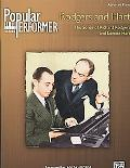Rodgers and Hart: The Songs of Richard Rodgers and Lorenz Hart - Advanced Piano (Popular Per...
