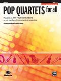 Pop Quartets for All: Horn in F (Level 1-4)