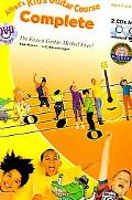 Kid's Guitar Course Complete: Book, Enhanced CD & DVD
