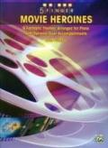 5 Finger Movie Heroines: 9 Fantastic Themes Arranged for Piano with Optional Duet Accompanim...