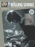 Ultimate Bass Play-Along Rolling Stones: Authentic Guitar TAB (Book & CD) (Ultimate Play-Along)