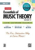 Essentials of Music Theory Software, Version 3. 0 : Complete Student Version, Software