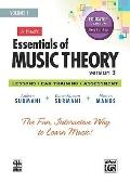 Essentials of Music Theory Software, Version 3. 0, Vol 1 : Educator Version, Software