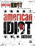 Green Day -- American Idiot, the Musical : Easy Piano