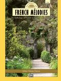 Gateway to French Melodies : High Voice, Book and CD