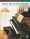 Alfred's Basic Adult All-in-One Course, Bk 3: Lesson * Theory * Technic (Book & CD) (Alfred'...